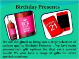 Designer 21st Birthday Gifts for Him 21st Birthday Gifts for Him