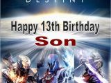 Destiny Game Birthday Card 50 Unique Destiny Game Birthday Card withlovetyra Com