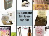 Different Birthday Gifts for Him 15 Unique Romantic Gift Ideas for Him