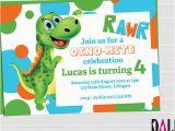 Dinosaur Birthday Invitations Free 15 Dinosaur Birthday Invitations Free Psd Vector Eps