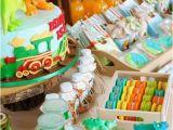 Dinosaur Train Birthday Decorations Dinosaur Train Party Little Wish Parties