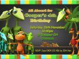 Dinosaur Train Birthday Invitations Free Dinosaur Train Birthday Party Invitation 4 X 6 or 5 X 7 Size