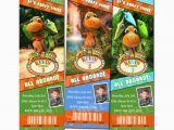 Dinosaur Train Birthday Invitations Free Dinosaur Train Custom Birthday Party Invitation Ticket Ebay