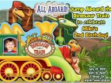 Dinosaur Train Birthday Invitations Free Dinosaur Train Party Igreat Birthday Party Game Ideas
