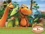 Dinosaur Train Birthday Invitations Free Nickelodeon Boy Party