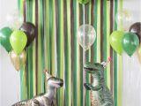 Dinosaurs Birthday Decorations Dinosaur Birthday Party Ideas Inspiration
