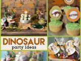 Dinosaurs Birthday Decorations Dinosaur Party Rustic Dinosaur Birthday Party Decorations