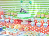 Dinosaurs Birthday Decorations Karo 39 S Fun Land A Dino Riffic Birthday Party