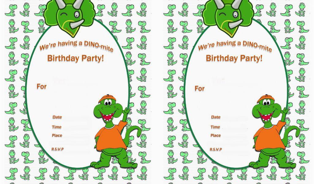 Download By SizeHandphone Tablet Desktop Original Size Back To Dinosaurs Birthday Invitations Printable