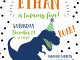 Dinosaurs Birthday Invitations Printable Dinosaur Birthday Invitation Dinosaur Invitation