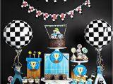 Dirt Bike Birthday Decorations Anniversaire Enfants Deco Les Douceurs De La Vie