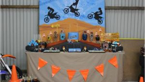 Dirt Bike Birthday Decorations Kara 39 S Party Ideas Dirt Bike themed Birthday Party with