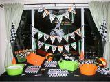 Dirt Bike Birthday Decorations Motocross Birthday Party Ideas Photo 1 Of 18 Catch My