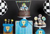 Dirt Bike Decorations for Birthday Party Boy Bash Dirt Bike Birthday Dessert Table Spaceships