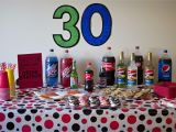 Dirty 30 Birthday Decorations October 2014 Parties and Moore