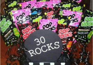 Dirty Birthday Gifts for Him 30 Rocks Happy 30th Birthday Appreciation Gifts