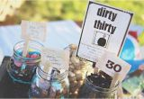 Dirty Thirty Birthday Decorations 12 Unforgettable 30th Birthday Party Ideas Canvas Factory