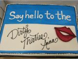 Dirty Thirty Birthday Gifts for Him Dirty 30 themed 30th Birthday Party Ideas butlers In the