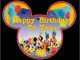 Disney Birthday Cards Online Disneyland Clipart Disney Birthday Pencil and In Color