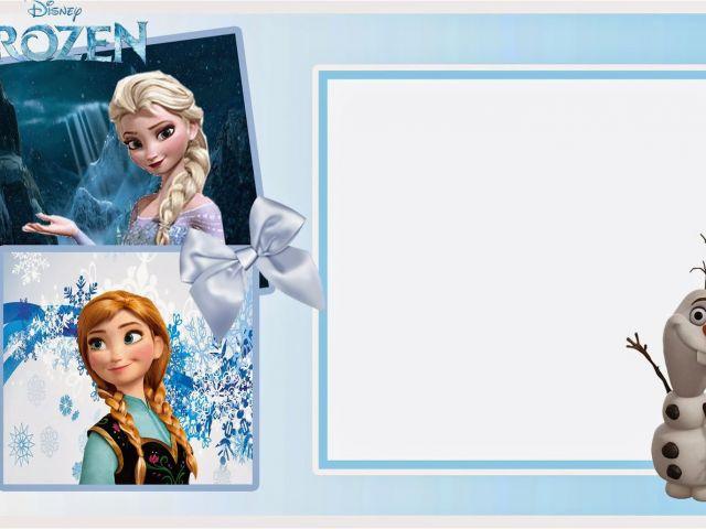 Disney Frozen Birthday Invitation Templates So Cute Frozen Free