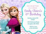 Disney Frozen Birthday Invites 17 Best Images About Frozen Invitations On Pinterest