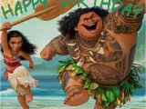 Disney Moana Birthday Card 38 Best Moana Birthday Cards Images On Pinterest