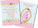 Disney Princess 1st Birthday Invitations Princess Birthday Invitations Disney Princess Invitations