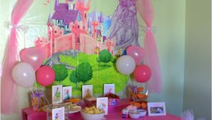 Disney Princess Birthday Decoration Ideas Disney Princess Birthday Party Ideas Food Decorations
