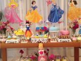Disney Princess Birthday Party Ideas Decorations Festa Princesas Disney Diy Festa Menina Pinterest