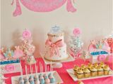 Disney Princess Birthday Party Ideas Decorations Kara 39 S Party Ideas Disney Cinderella Girl Princess Party