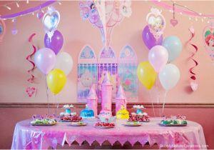 Disney Princess Birthday Party Ideas Decorations Kids Princesses The Mama Report