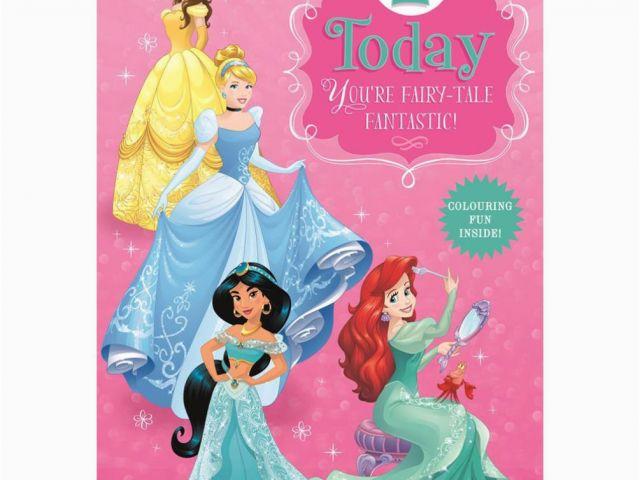 Download By SizeHandphone Tablet Desktop Original Size Back To Disney Princess Happy Birthday Card
