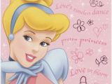 Disney Princess Happy Birthday Card Birthday Greeting Cards Disney Princess Birthday Cards