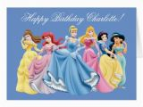 Disney Princess Happy Birthday Card Disney Princess Happy Birthday Card Mom and Kids