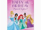 Disney Princess Happy Birthday Card Happy Birthday Disney Princess Impremedia Net