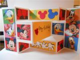Disney themed Birthday Cards Disney themed Birthday Card