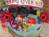 Diy 21st Birthday Gifts for Him Diy Gift Basket for College Girls Over Kit for Best