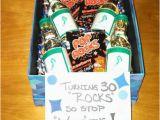 Diy 30th Birthday Gifts for Him Fun 30th Birthday Gift Idea Diy Gifts Pinterest Ideer