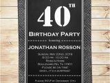 Diy 40th Birthday Invitations Men 39 S Surprise Birthday Party Invitations Instant Download