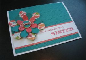 Diy Birthday Cards for Sister 42 Best Images About Sister Cards On Pinterest Diy