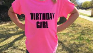 Diy Birthday Girl Shirt Crafty Texas Girls Diy Quot Birthday Girl Quot Shirt