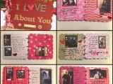 Diy Birthday Ideas for Him Boyfriend Gift Idea Chipboard Scrapbook Twinspiration