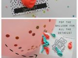Diy Birthday Invitations Online Free Balloon Invitations with Free Printables A Girl and A