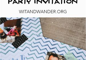 Diy Birthday Invitations Online Free Printable Instagram Party Our