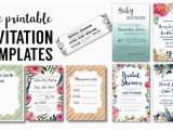Diy Birthday Invitations Online Free Party Invitation Templates Free Printables Paper Trail