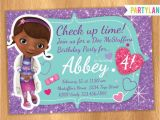 Doc Mcstuffin Birthday Invitations Doc Mcstuffins Birthday Quot Doc Mcstuffins Quot Catch My Party