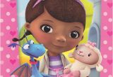 Doc Mcstuffins Birthday Card Doc Mcstuffins 5th Birthday Card with Badge Cardspark