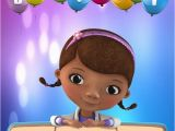 Doc Mcstuffins Birthday Card Personalised Name Disney Doc Mcstuffins A5 Happy Birthday Card