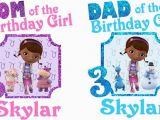 Doc Mcstuffins Mom Of the Birthday Girl Mom Of the Birthday Girl Dad Of the Birthday Girl Doc