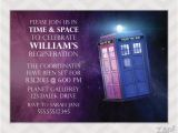 Doctor who Birthday Card Template Tardis Invitation Template Party Invitations Ideas